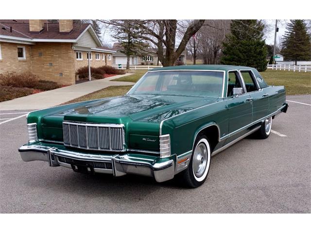 1975 Lincoln Continental | 876627