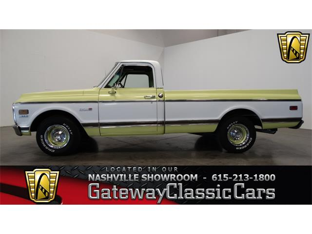 1972 Chevrolet C/K 10 | 876628