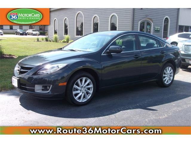 2012 Mazda Mazda6   876631
