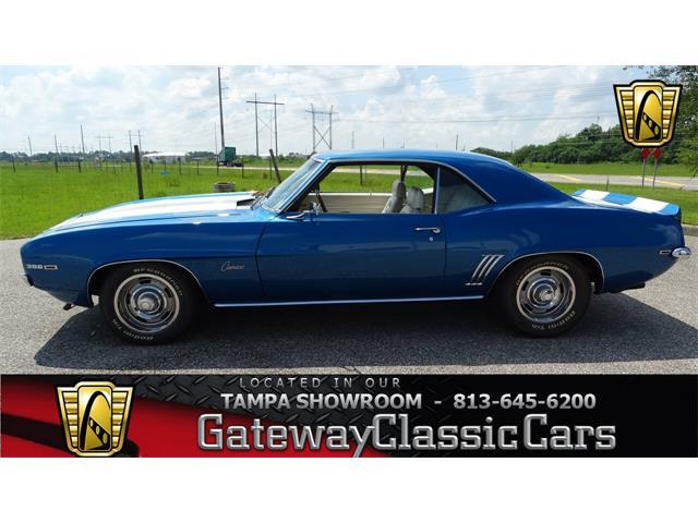 1969 Chevrolet Camaro | 876635
