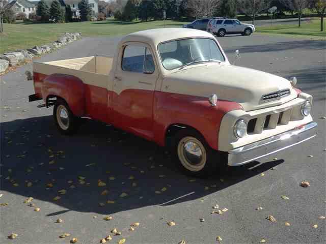 1958 Studebaker Pickup | 876650