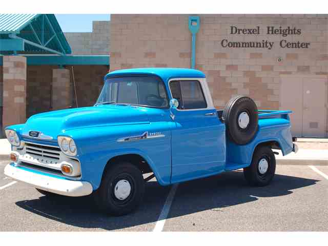1958 Chevrolet 3100 | 876655