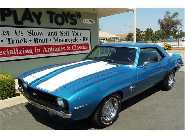 1969 Chevrolet Camaro | 876656