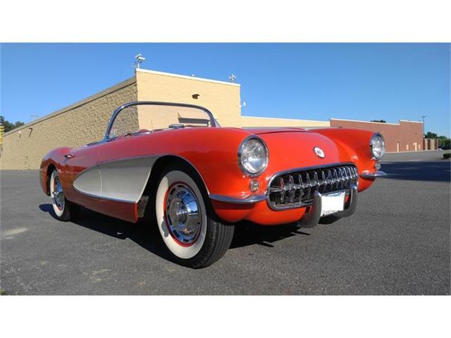 1956 Chevrolet Corvette | 876657