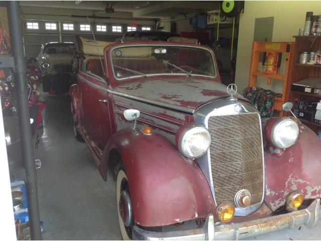 1950 Mercedes-Benz 170S | 876659