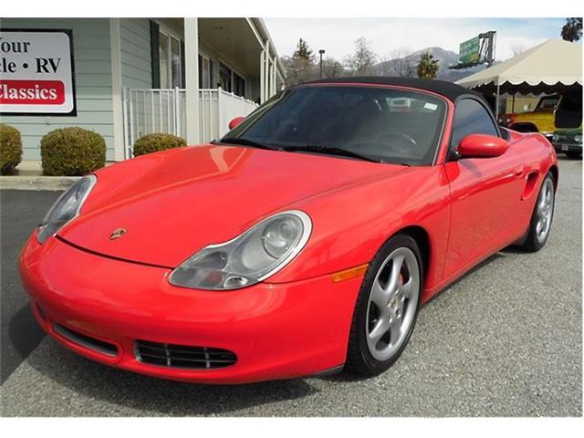 2001 Porsche Boxster S | 876660