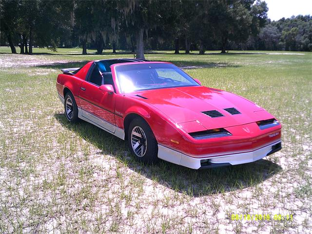 1988 Pontiac Firebird Trans Am | 876662