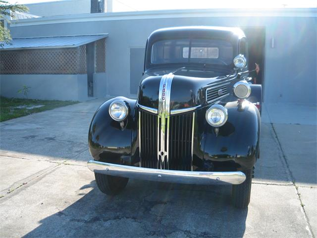 1941 Ford Fire Truck | 876667