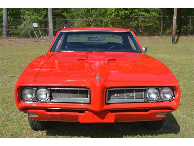 1968 Pontiac GTO | 876668