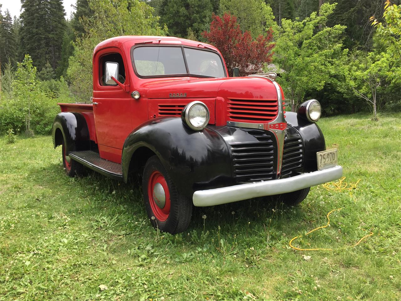 1947 dodge 1 2 ton pickup for sale cc 876669. Black Bedroom Furniture Sets. Home Design Ideas
