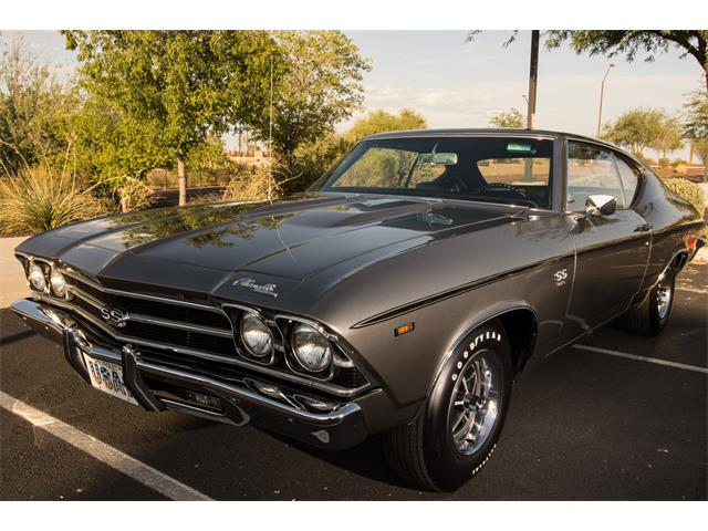 1969 Chevrolet Chevelle SS | 876675