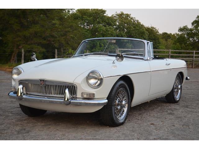 1968 MG MGB | 876688