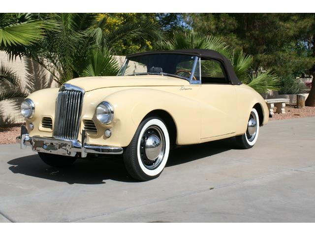 1953 Sunbeam Alpine   876692