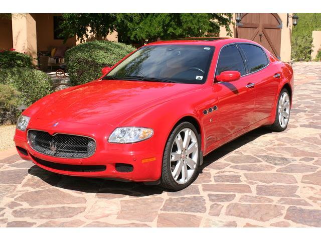 2007 Maserati Quattroporte | 876693