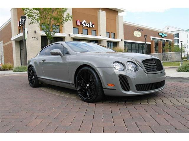 2010 Bentley Continental Supersports | 876706