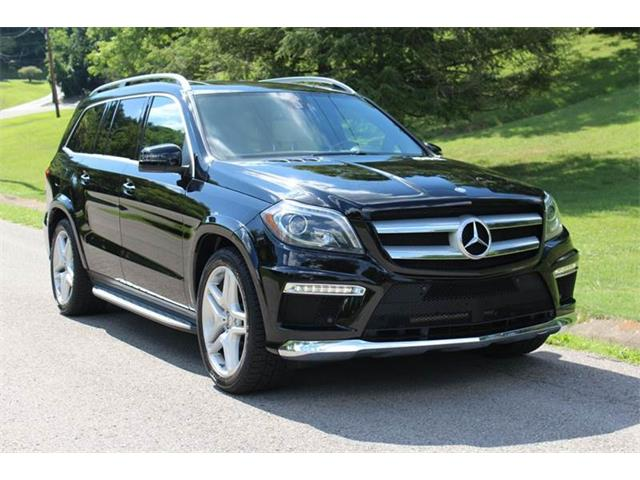 2013 Mercedes-Benz GL450   876707
