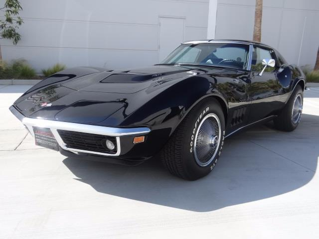 1969 Chevrolet Corvette | 876708
