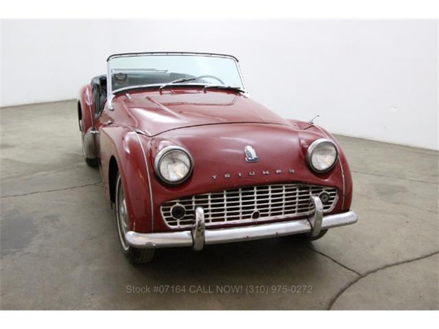 1960 Triumph TR3 | 876713