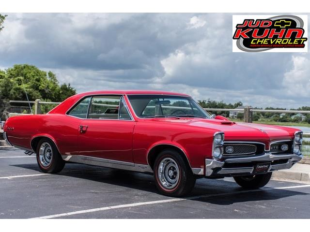 1967 Pontiac GTO | 876714