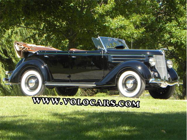1936 Ford Model 68 Deluxe Phaeton | 876718