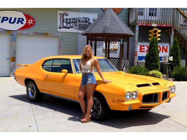 1972 Pontiac GTO | 876737