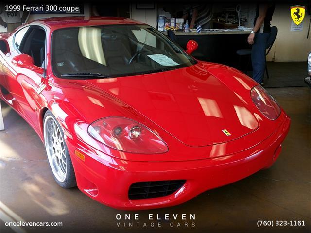 1999 Ferrari 300 coupe | 876743