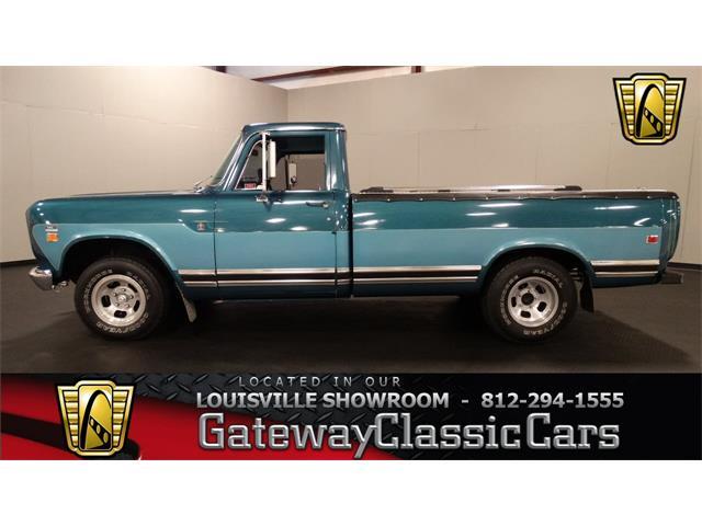 1972 International Harvester 1110   876749
