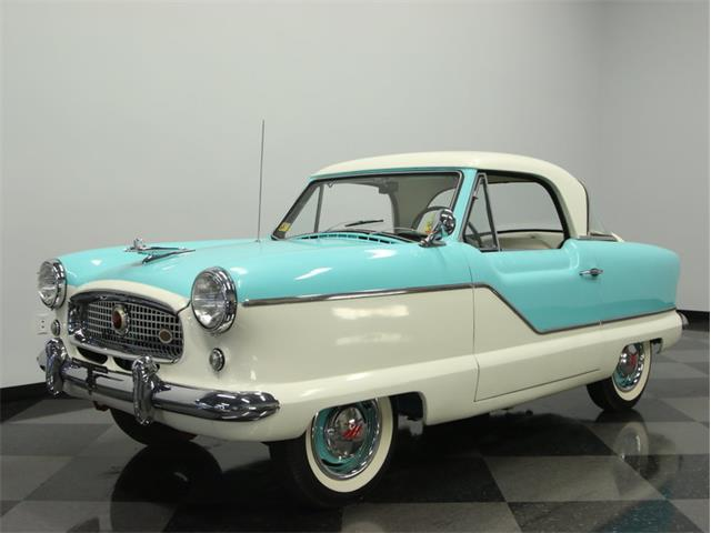 1962 Nash Metropolitan | 876762