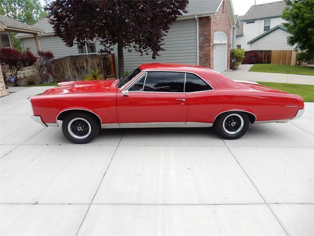 1967 Pontiac GTO | 876784