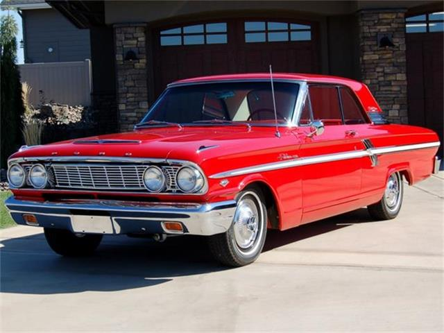 1964 Ford Fairlane K-Code Sports Coupe | 876786