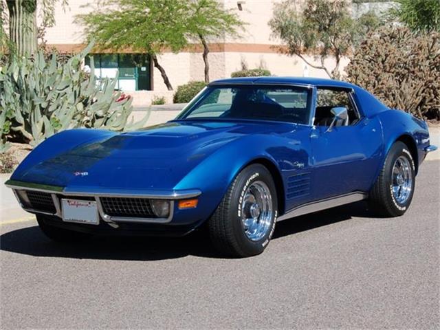 1970 Chevrolet Corvette | 876787