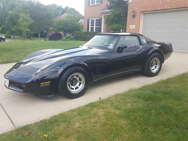 1980 Chevrolet Corvette Stingray | 876789