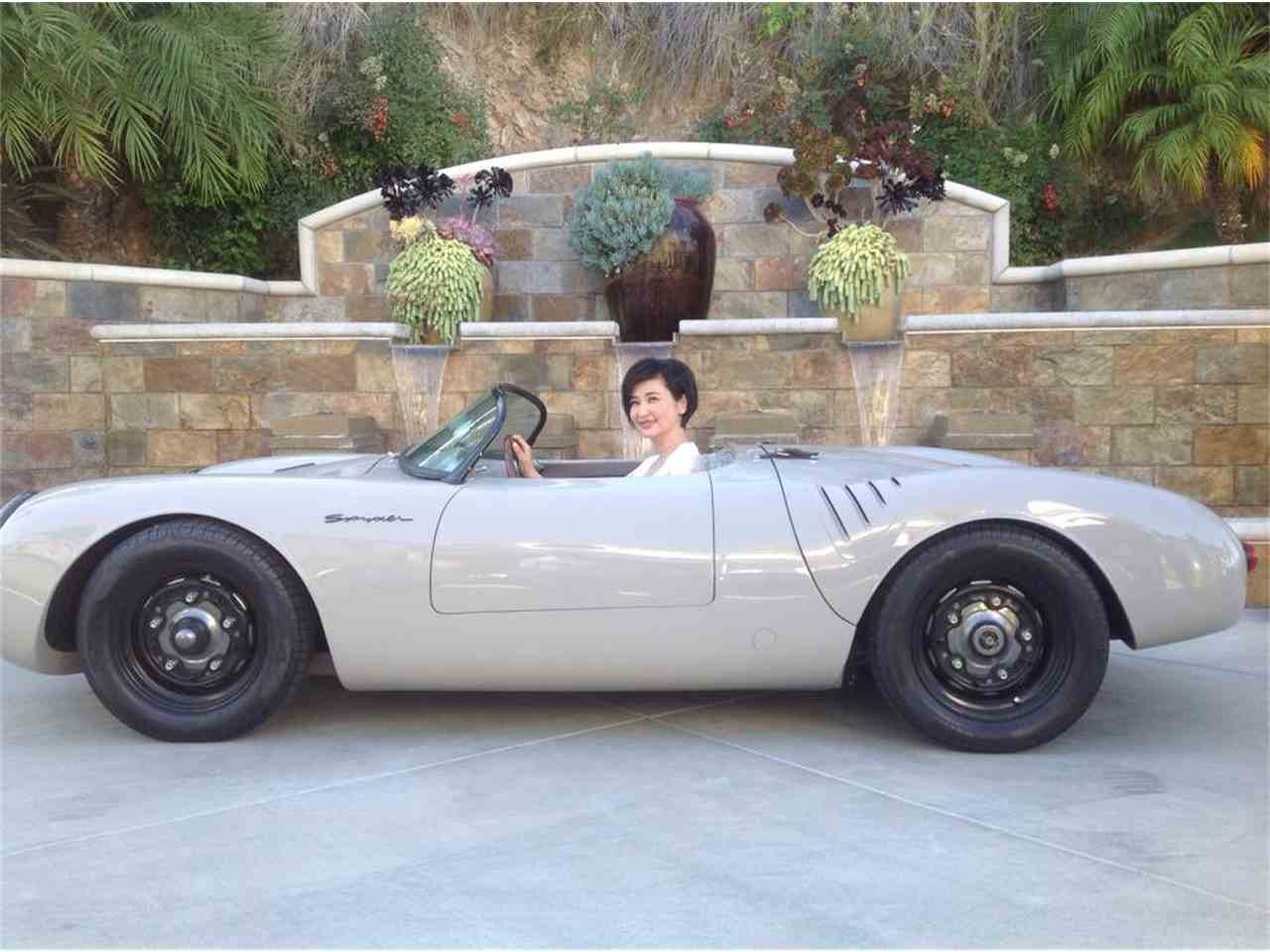 2014 Porsche 550 Spyder Replica For Sale Classiccars Com
