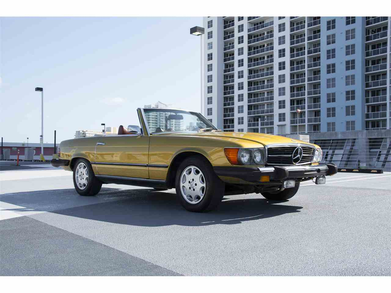 Large Picture of '74 Mercedes-Benz 450SL - $13,000.00 Offered by a Private Seller - ISJK