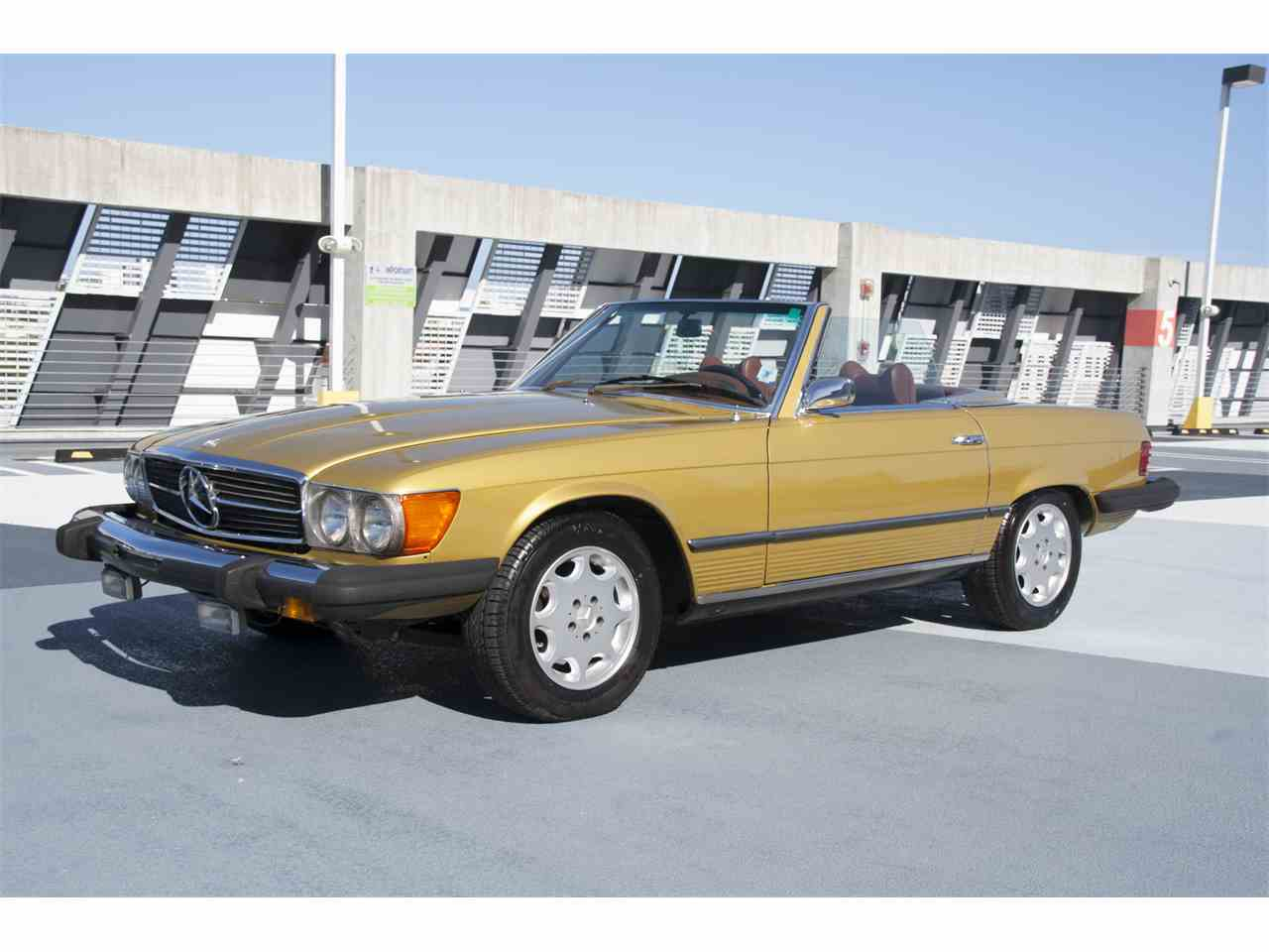 1974 mercedes benz 450sl for sale cc for Mercedes benz for sale florida