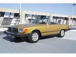 Picture of 1974 Mercedes-Benz 450SL located in Miami Beach Florida Offered by a Private Seller - ISJK