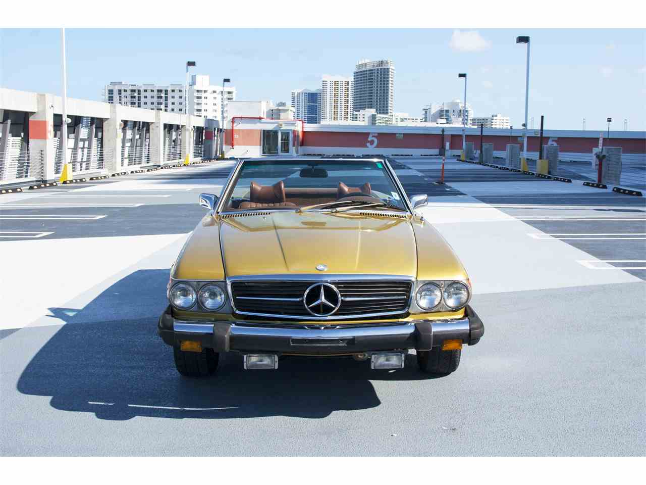 1974 mercedes benz 450sl for sale cc for Mercedes benz miami florida