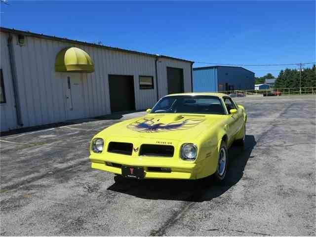 1976 Pontiac Firebird Trans Am | 876805