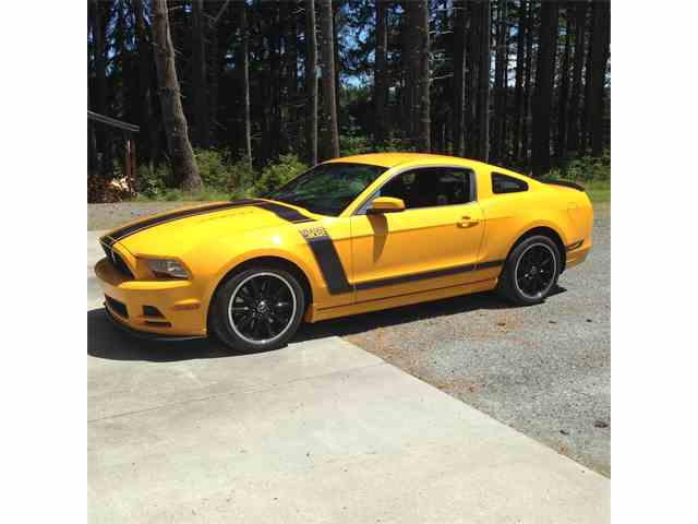 2013 Ford Mustang Boss 302 | 876807