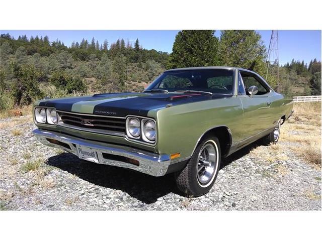 1969 Plymouth GTX | 876812