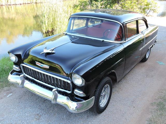 1955 CHEVROLET 150 2 DOOR POST | 876816