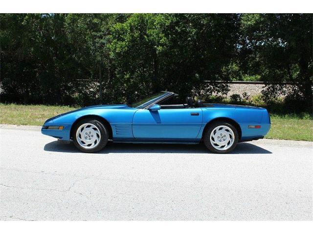 1992 Chevrolet Corvette | 876819