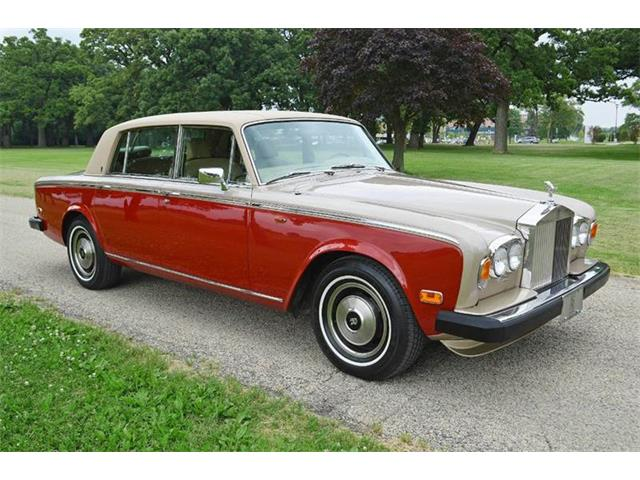 1980 Rolls-Royce Silver Shadow | 876820