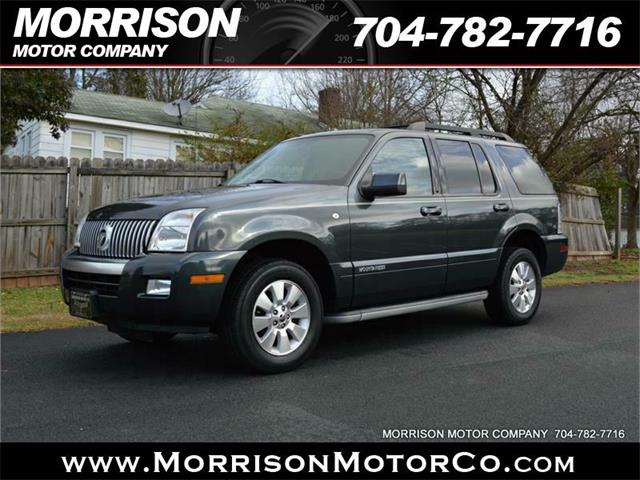 2010 Mercury Mountaineer | 876827