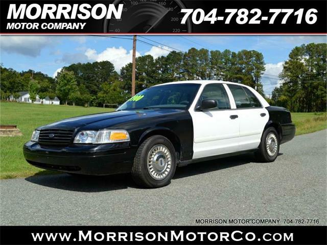 2002 Ford Crown Victoria | 876831