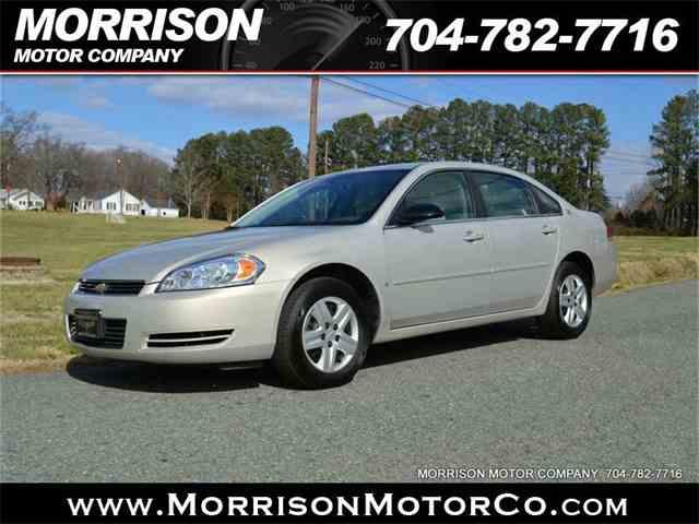 2008 Chevrolet Impala | 876832