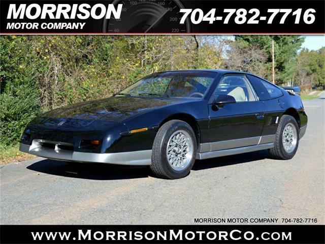 1986 Pontiac Fiero | 876838