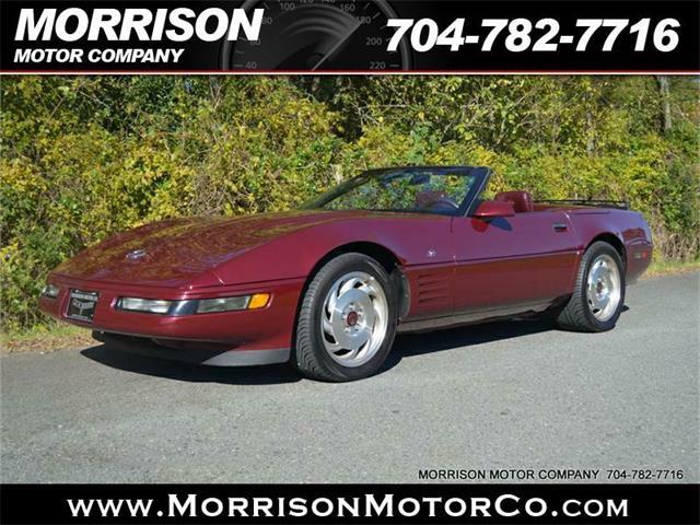 1993 Chevrolet Corvette | 876844