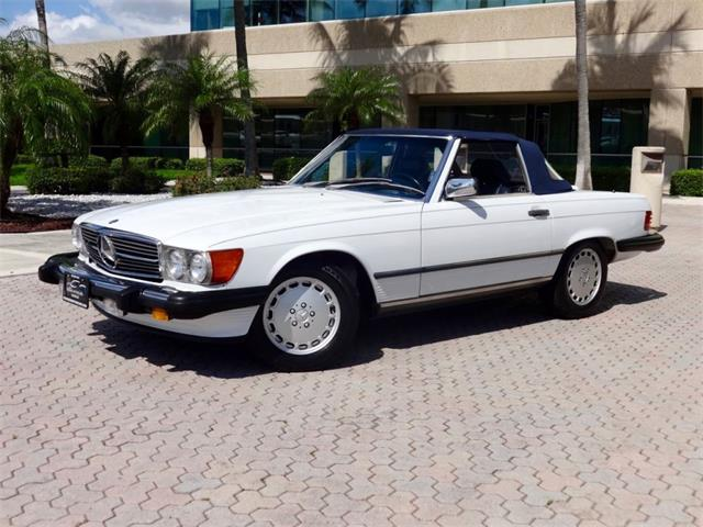 1989 Mercedes-Benz 560SL | 876866