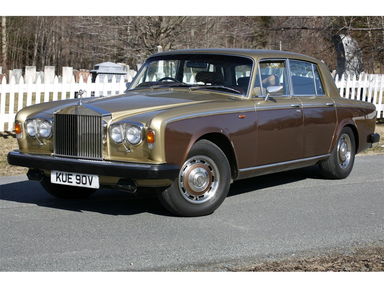 1980 rolls royce silver shadow ii for sale cc 876875. Black Bedroom Furniture Sets. Home Design Ideas